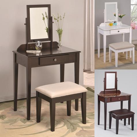 Vanity Tables & Mirrors