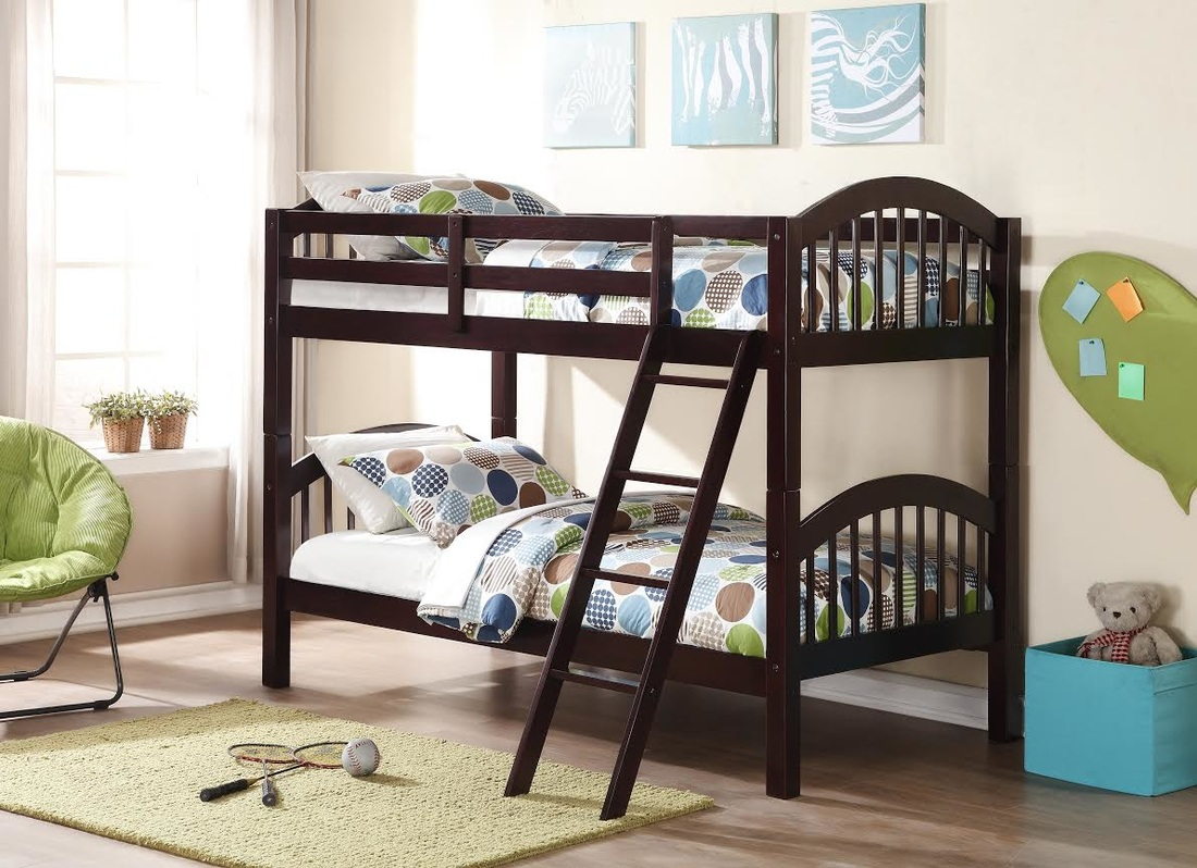 best service e4560 b7599 Twin Over Twin Bunk Bed HH1000