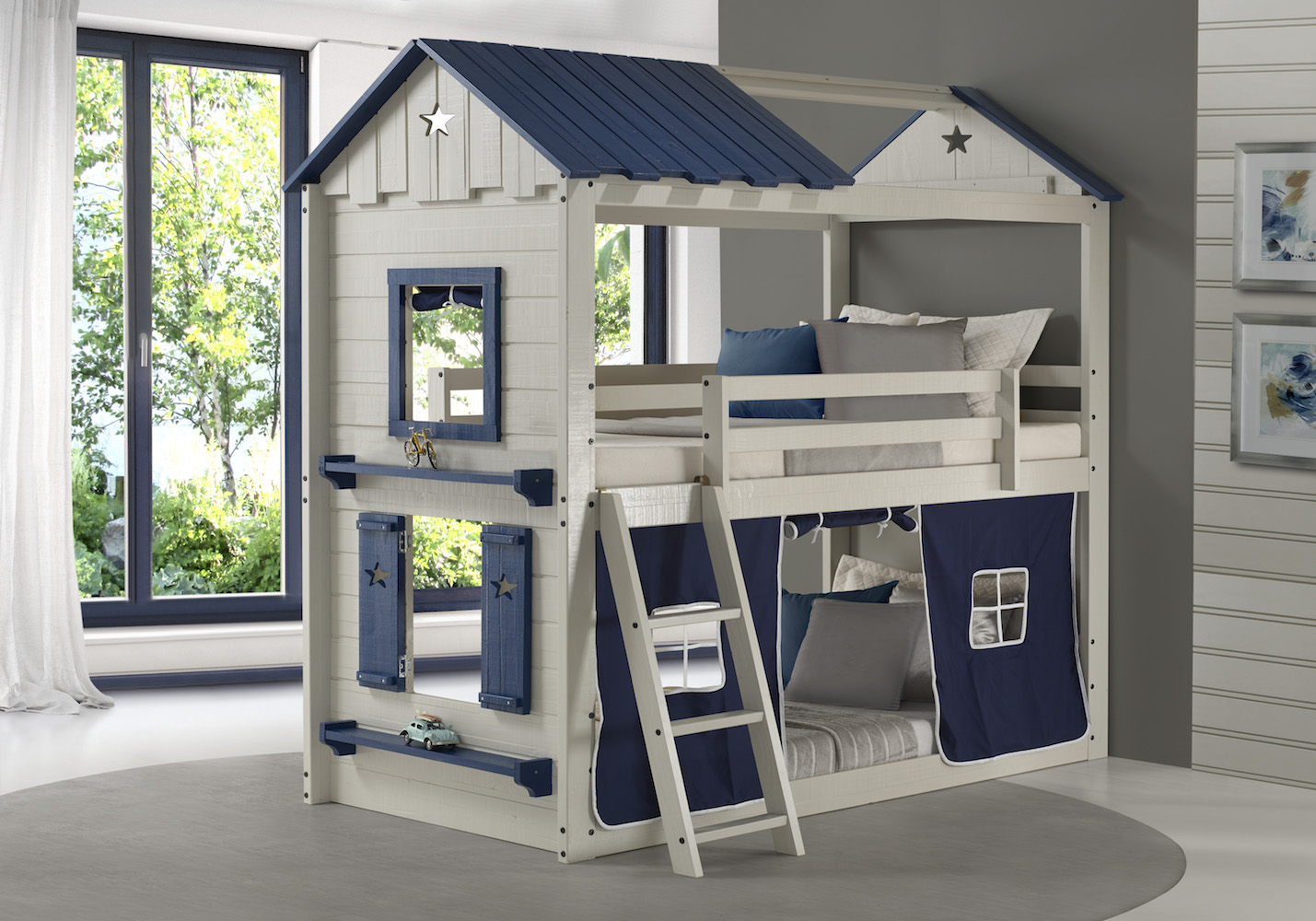 Tree Bunk Bed Cheaper Than Retail Price Buy Clothing Accessories And Lifestyle Products For Women Men